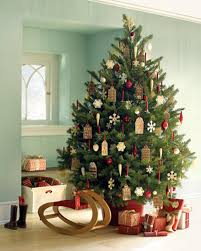 Decorated Christmas Tree Themes by Decorative Christmas Tree Ideas Home Designing