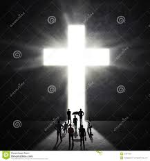 hope or freedom christian cross of christ stock images image