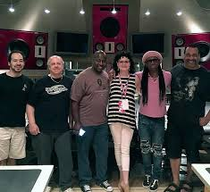 Rodger Barnes Chic With Nile Rodgers Gets Funky At The Pearl And Tours Studio At