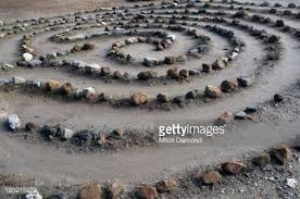 zen rock garden stock photo getty images