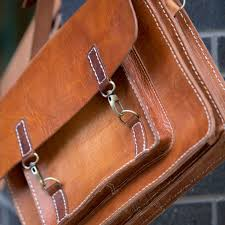 Men S Office Colors by Buy A Custom Made Messenger Laptop Bag Satchel Cow Leather
