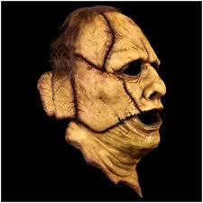 leatherface mask chainsaw leatherface 3 4 skinner mask trick or treat