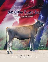ohio spring classic jersey sale by dairy agenda today issuu