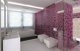 mosaic bathroom ideas glass mosaic bathroom design brilliant bathroom mosaic designs