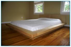 Low To The Ground Bed Frame To The Ground Bed Frames