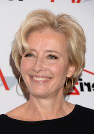 page boy haircut for women over 50 emma thompson short wavy haircut for women over 50 short wavy