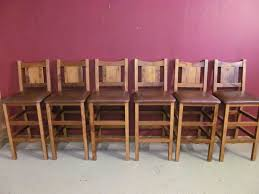 Reclaimed Wood Bar Stool Rustic Restaurant Bar Stools U2014 Rustic Restaurant Furniture And