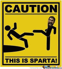 This Is Sparta Meme - world wildness web this is sparta meme edition