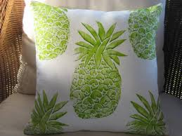 gold pineapple home decor home design and decor some pineapple image of pillow pineapple home decor