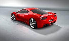 Ferrari 458 Light Blue - ferrari 458 italia review and photos