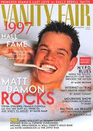 Vanity Fair Diana Turns Out Matt Damon U0027s Ponytail Was A Heartbreaking Lie Vanity Fair
