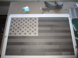 Jasper Johns Three Flags Michael Mcguire More Recycled Cardboard Flag Collages