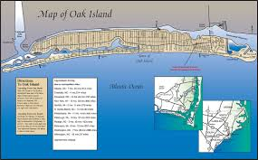 Cleveland Tennessee Map by Directions To Oak Island Nc Map Of Oak Island Nc