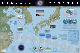 States Ive Been To Map by 10 Foot Long Map Charts Path Of America U0027s Next Total Solar Eclipse