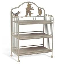Iron Changing Table Shop Corsican Iron Cribs Beds And Furniture Like Cat And The