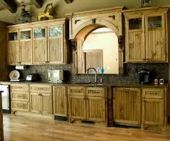 Traditional Kitchen Backsplash Wood Pallet Kitchen Backsplash Home