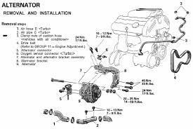 stealth 316 alternator removal