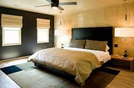 chambre or idée déco intérieur le noir et le doré pour un intérieur élégant