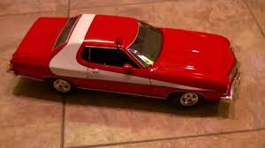 Toy Hutch Starsky U0026 Hutch Ford Torino 1 18 Tv Show And Movie Car With