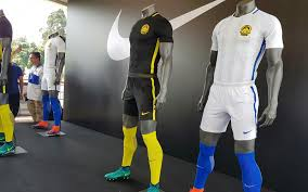 buy nike boots malaysia nike malaysia 2016 17 home and away kits released footy headlines