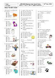english teaching worksheets 3rd grade