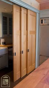 Closets Door Wood Door Closet Also Sliding Closet Doors Can Be An Option To