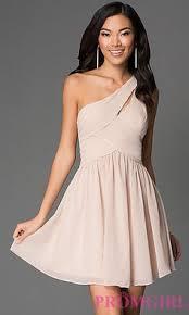 dresses formal prom dresses evening wear short one shoulder