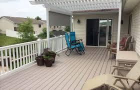 home town restyling northeastern iowa deck gallery