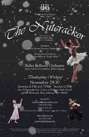 seattle 2014 thanksgiving weekend the nutcracker w ballet
