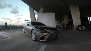 lexus ls 500 coupe exclusive 2018 lexus ls 500 walkaround lexuslens youtube