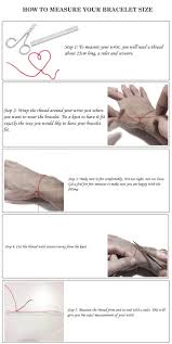 wrist bracelet size images How to measure wrist size jpg