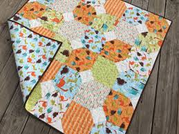 Dinosaur Bedding For Girls by New Baby Quilt Kits For Boys U0026 Girls Sewmod
