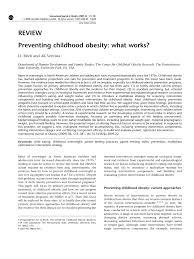 childhood obesity essay sample essay outline obesity essay outline
