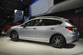 subaru impreza sport 2017 subaru impreza launched in japan comes with plenty of safety