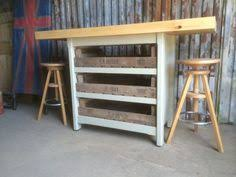 free standing kitchen island with breakfast bar rustic wooden pine freestanding kitchen island handmade breakfast