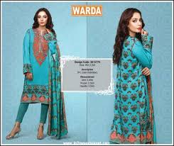 warda fall winter collection 2015 2016 catalog prices