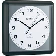 radio wall clock eurochron hd wrc052 30 cm x 303 mm x 303 mm x 45