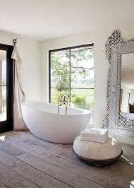 Bathroom Ottoman Bathroom Beautiful Countery Bathroom With Rectangle