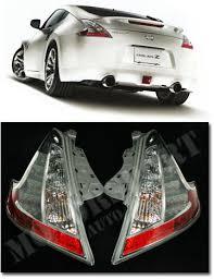 nissan 370z tail lights motorsport j spec tail light kit 09 17 370z the z store nissan