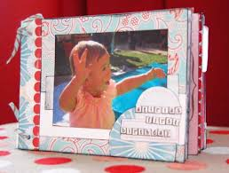 birthday photo album birthday album from scrapbook album kit