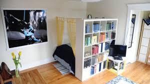 bedroom divider ideas studio apartment bedroom divider ideas youtube brilliant dividers