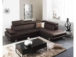 canapé luxe italien canapé d angle personnalisable en cuir italien effleurement