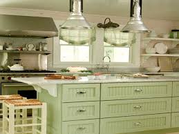 farmhouse kitchen island green farmhouse kitchen cabinet