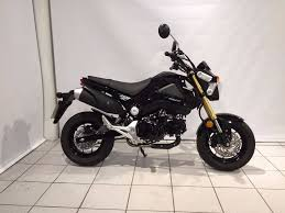 sold sold sold honda msx 125 black friday sale in