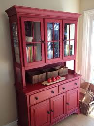 Retro Kitchen Hutch Best 25 Red Hutch Ideas On Pinterest Kitchen Hutch Redo China
