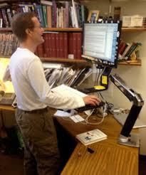 High Tech Desk Best Stand Up Desks Men U0027s Health Com