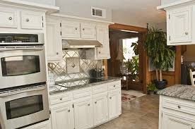 kitchens with stainless appliances cream colored kitchen cabinets with stainless steel appliances