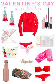 Valentine S Day Gifts For Her by Valentine U0027s Day Gifts For Her U2013 Partial To Pink