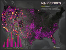 Wildfire Map Los Angeles by Us Wildfire Map Tablesportsdirect