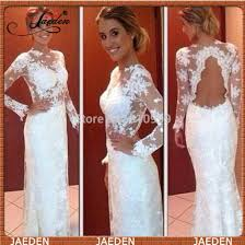 white lace prom dress lace white dress prom dress on sale